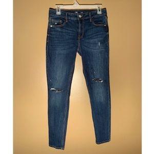 FINAL PRICE old navy rockstar jeans